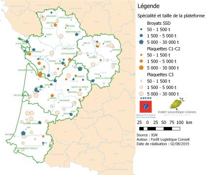 Nos études de cas | Forêt Logistique Conseil